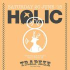 Clubbing Holic London 8th birthday with RICK WADE Samedi 20 juin 2015