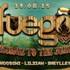 Soirée clubbing FUEGO #3 « Welcome To The Jungle » édition @ZOOCLUB Samedi 13 juin 2015