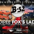 After Work Fox's Ladies Rallye des Gazelles Vendredi 12 juin 2015