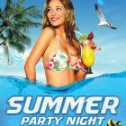 Soirée clubbing Summer Party Night  Mardi 29 septembre 2015