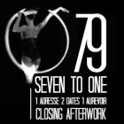 After Work Seven to One - Closing Club 79 - Pt.1 Jeudi 18 juin 2015