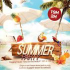 After Work summer party Jeudi 13 aout 2015