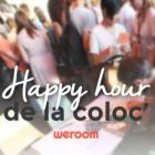 After Work Happy Hour de la Coloc Jeudi 06 aout 2015