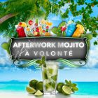 After Work Afterwork MOJITO A VOLONTE : Mojito, Buffet, Fiesta Jeudi 01 oct 2015
