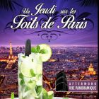 After Work AFTERWORK SUR LES TOITS DE PARIS (TERRASSE GEANTE SONORISEE) Jeudi 01 oct 2015