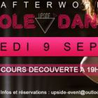 After Work Afterwork Pole dance by Upside Mercredi 09 septembre 2015