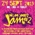 After Work Jam#2 No Money Jeudi 24 septembre 2015
