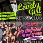 Soirée clubbing LOVELY GIRL / MY GIRLFRIEND IS OUT OF TOWN Vendredi 09 oct 2015