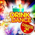 Drink & dance party [ consos 2� ] Hide chatelet