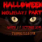 Before Teens Party Lille - Halloween Party 2015 Samedi 31 oct 2015
