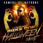 Soirée clubbing Halloween Night By Mike One Samedi 31 octobre 2015