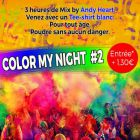 COLOR MY NIGHT #2