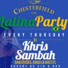After Work LATINA PARTY AT CHESTERFIELD Jeudi 05 Novembre 2015