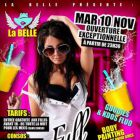 Soirée clubbing Full Moon Party Mardi 10 Novembre 2015