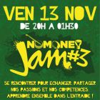 Autre JAM#3 NO MONEY Vendredi 13 Novembre 2015