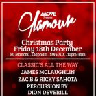 Clubbing Move presents Glamour - The Christmas Party Vendredi 18 decembre 2015