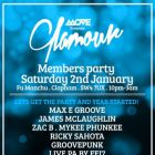 Clubbing Move presents Glamour - Welcome to 2016 Samedi 02 janvier 2016