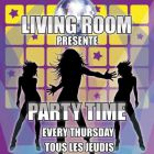 Party time - Living room - Strasbourg