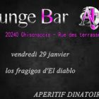Soir�e A Terrazza Before Bar vendredi 29 jan 2016