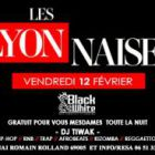 Soir�e Black and White vendredi 12 fev 2016