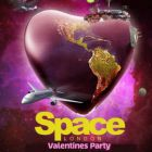 Clubbing Space Valentines Party Samedi 13 fevrier 2016