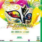 Bacchanal carnaval - Coconuts - Lattes