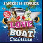 Crazy love boat party (deux ambiances, croisiere, mojitos, bbq geant) - Rivers King - Paris