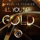 All you need is gold - Gold Club - Kehl