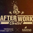 After Work Afterwork au Cartel Club  Jeudi 11 fevrier 2016