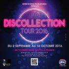 DISCOLLECTION TOUR 2016