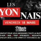Soir�e Black and White vendredi 18 mar 2016