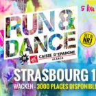 Run and dance by la caisse d'epargne alsace - Strasbourg - Strasbourg