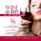 Wine is fun - Royal's - Toulouse