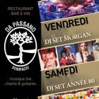 Before Da Passano Bonifacio  We are open !!!  Dj-Set Annee 80's Samedi 11 juin 2016