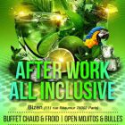 After Work AFTERWORK MOJITOS ALL INCLUSIVE (meilleur buffet de paris) Jeudi 14 avril 2016