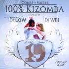 After Work 100% KIZOMBA Jeudi 21 avril 2016
