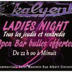 Ladies night Kalyente