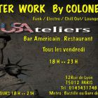 After work by colonel Us ateliers