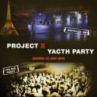 Projet x boat the big party - Concorde Atlantique - Paris