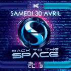 back to the space - Bloc - Lyon