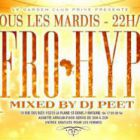 Before AFRO HYPE Mardi 26 avril 2016
