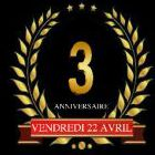 After Work Anniversaire 3 ans la Loge Vendredi 22 avril 2016