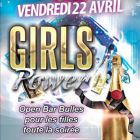 Soirée clubbing Girls Power Vendredi 22 avril 2016