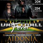 Aidonia showcase dancehall fever - Autres - Département 67