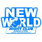 Soir�e New World jeudi 26 mai 2016