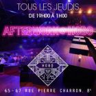 After Work AFTERWORK @ HOBO CLUB ( Champs Elysees ) Jeudi 12 mai 2016
