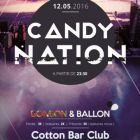 Candy nation - Cotton Club - Troyes
