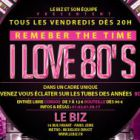 I love 80 - Biz - Paris