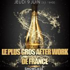 Le plus gros afterwork de france (12eme edition) au showcase (date exceptionnelle) - Showcase - Paris