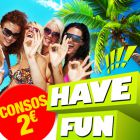 Have fun party [ consos 2� ] Hide chatelet
